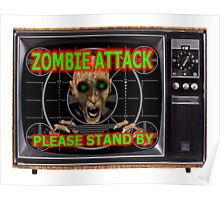 ZOMBIE ATTACK Poster