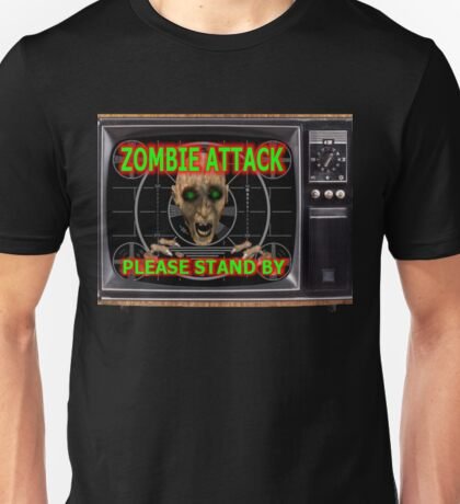 ZOMBIE ATTACK Unisex T-Shirt