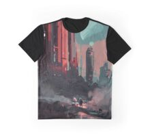Delivery  Graphic T-Shirt