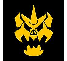 Enemy emblem Photographic Print