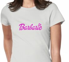 Barbarie Womens Fitted T-Shirt
