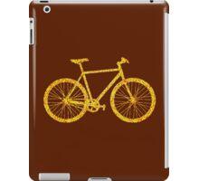 Fixie Bike Bling iPad Case/Skin