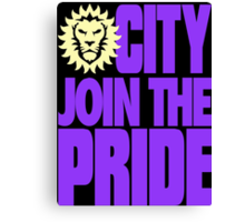 Join The Pride Canvas Print