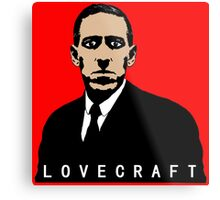 LOVECRAFT BODY Metal Print