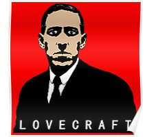 LOVECRAFT BODY Poster