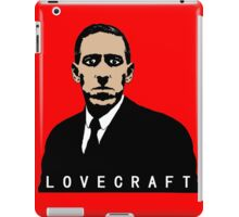 LOVECRAFT BODY iPad Case/Skin