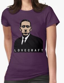 LOVECRAFT BODY Womens Fitted T-Shirt
