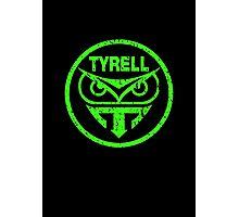 Tyrell Corporation Logo - Blade Runner Photographic Print