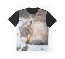Sleeping wolves Graphic T-Shirt