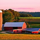 the Beauty of Barns by Geno Rugh