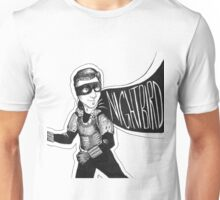 Nightbird Not Blaine Anderson Unisex T-Shirt
