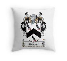 Kirwan (Galway) Throw Pillow