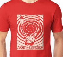 Traped In Time Surounded By the evil Unisex T-Shirt