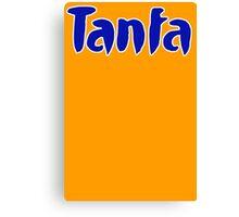 tanfa meme Canvas Print