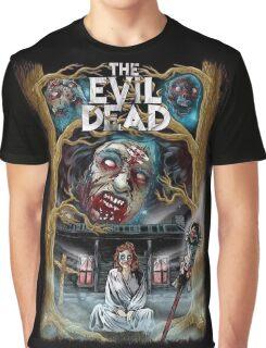 The Evil Dead Graphic T-Shirt