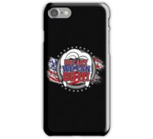 Hillary We Can Do It! iPhone Case/Skin