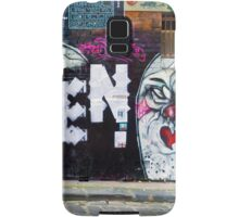 Stolen graffiti - Melbourne Australia Samsung Galaxy Case/Skin