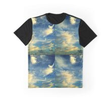 They Left the Clouds Trembling Graphic T-Shirt