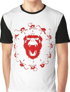 Army of the 12 Monkeys Graphic T-Shirt