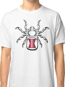 The Black Widow Classic T-Shirt