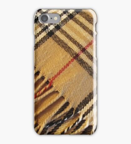Fringe Benefits iPhone Case/Skin