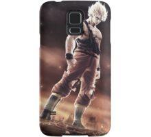 Super Saiyan Goku 3d Samsung Galaxy Case/Skin