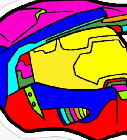 HALO (Rainbow) Sticker