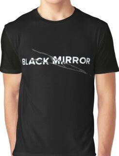 Black Mirror TV Show Netflix Graphic T-Shirt