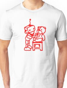 Robot-Doctor Unisex T-Shirt