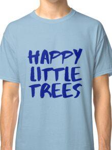 Bob Ross Happy Little Tree  Classic T-Shirt