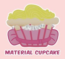 MATERIAL CUPCAKE parody One Piece - Long Sleeve