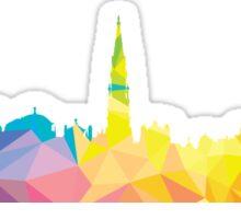 Brussels skyline  Sticker