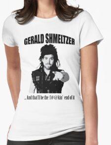 Gerald Shmeltzer Womens Fitted T-Shirt
