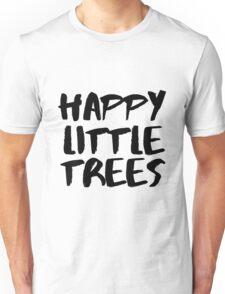 Bob Ross Happy Little Tree Unisex T-Shirt