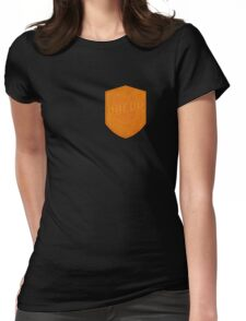 Dredd Badge Womens Fitted T-Shirt