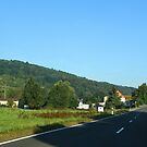 Photographed in the Rhine valley, Saarland, Germany  by PhotoStock-Isra
