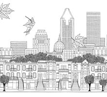 Montreal by franzi