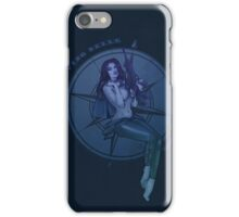 Diving Belle  iPhone Case/Skin