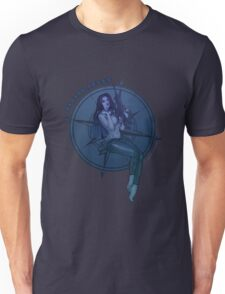 Diving Belle  Unisex T-Shirt
