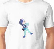 Katsuki Yuuri Skating Chibi Unisex T-Shirt