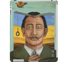 The Book Of Surrealism iPad Case/Skin