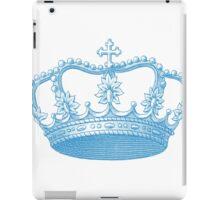 Vintage Crown iPad Case/Skin