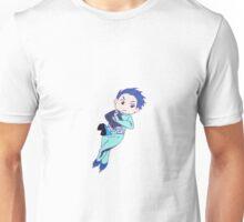 Katsuki Yuuri Skating Chibi 2 Unisex T-Shirt