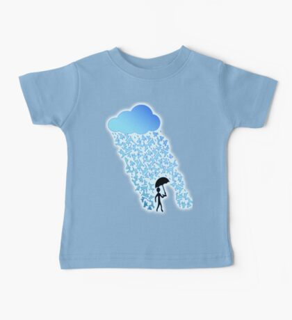Raining Cats and Dogs Baby Tee