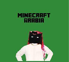 Minecraft Arabia by alsadad