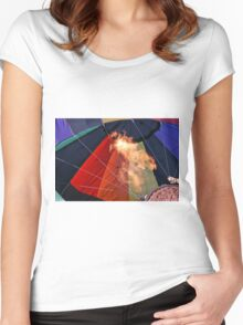 Hot Fury Women's Fitted Scoop T-Shirt
