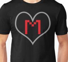 Markiplier Heart with Logo Unisex T-Shirt