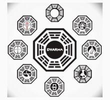 DHARMA One Piece - Short Sleeve