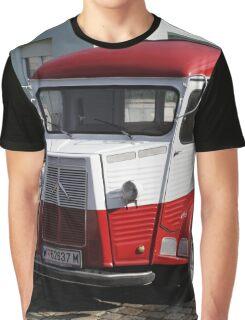 Citroën Typ H Tub Graphic T-Shirt