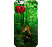 Keep a Hold of Your Heart iPhone Case/Skin